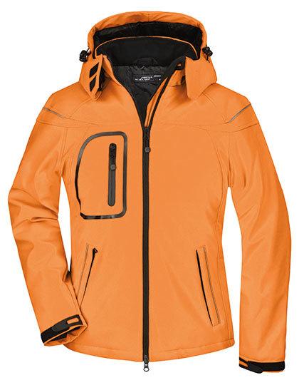 Ladies` Winter Softshell Jacket